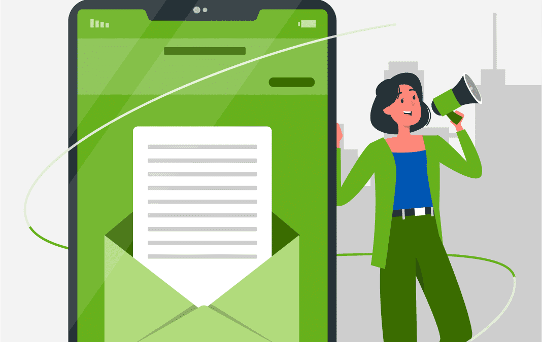 Use Emails To Keep Your Patients Engaged