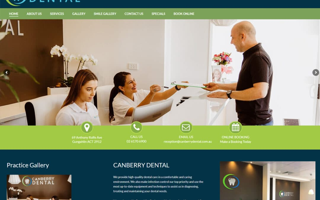 Canberry Dental